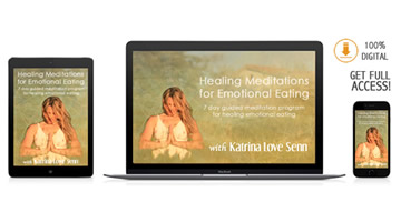 Healing Meditations For Emotional Eating